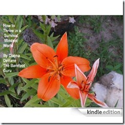 Thrive kindle book